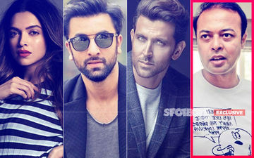 Deepika Padukone, Ranbir Kapoor And Hrithik Roshan Part Ways With Anirban Blah? #MeToo Revolution Gaining Ground!