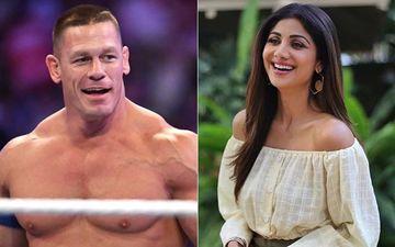 WWE Legend John Cena's Instagram Blow Leaves Shilpa Shetty Kundra 'Stone Cold'