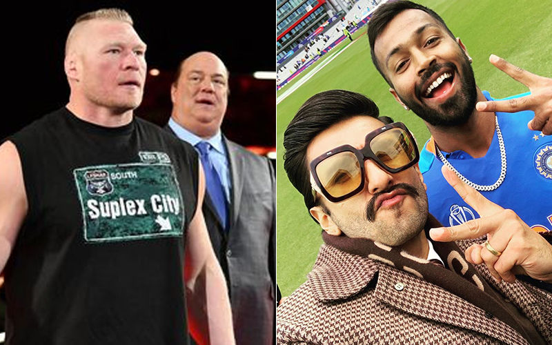 """WWE Wrestler Brock Lesnar's Advocate Paul Heyman Slams Ranveer Singh: """"Singh Walks Around Dreaming Of Being Paul Heyman"""""""