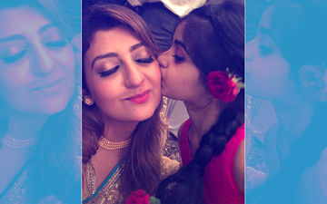 Juhi Parmar Embarks On A New Journey, Takes To Parent Blogging