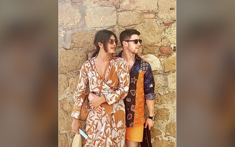 Nick Jonas Screaming Out 'I Love You' To Priyanka Chopra During The Happiness Begins Tour Is The Cutest Thing On The Internet Today