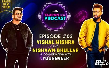 9X Tashan Yaaran Da Podcast – Episode 3 - Vishal Mishra and Nishawn Bhullar