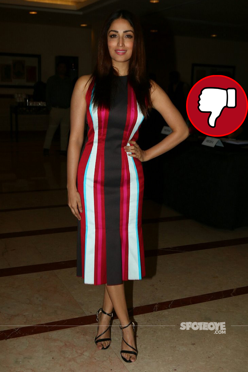 yami gautam at an award function