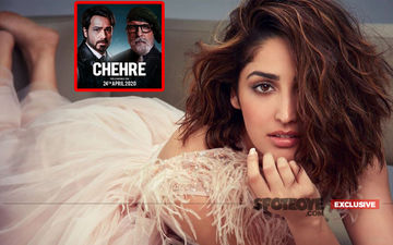 Yami Gautam Misses The Chehre Bus, Here's Why- EXCLUSIVE