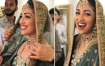 Yami Gautam's Bridal Look From Vikrant Massey Starrer Ginny Weds Sunny Revealed