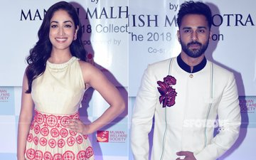 Watch: Ex-Lovers Yami Gautam & Pulkit Samrat Give Each Other The Royal Ignore