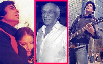 यश चोपड़ा के जन्मदिन पर देखिए उनके 7 बेहतरीन रोमांटिक गानें