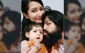 KGF Star Yash And His Wife Radhika Pandit Become Parents AGAIN; The Duo Is Blessed With A Baby Boy