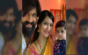 Aww! KGF Star Yash Gets Teary-Eyed For His Daughter Ayra; The Reason Is Too Cute To Handle