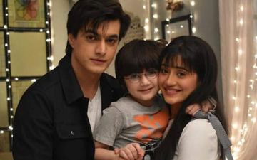Yeh Rishta Kya Kehlata Maha Episode:Will Kartik And Naira's Prayers Save Kairav?