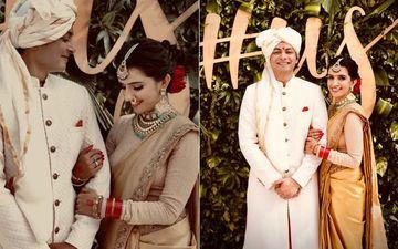 Yeh Rishta Kya Kehlata Hai Actress Shirin Sewani Ties The Knot With Udayan Sachan, Opts For Court Marriage Due To Coronavirus Pandemic- PICS