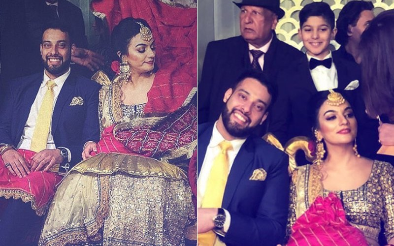 MUST WATCH: Yeh Hai Mohabbatein Actor Sangram Singh's Dance With Fiancé Gurkiran Kaur At Their Cocktail Party