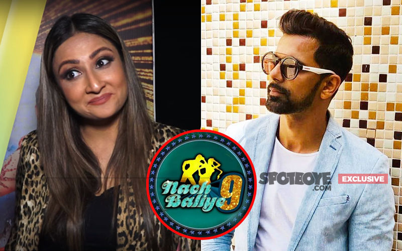 """Yeh Lo Ji, Yeh Hai Humare Ex,"" Urvashi Dholakia Finally Declares As She Participates With Anuj Sachdeva In Nach Baliye 9- EXCLUSIVE"