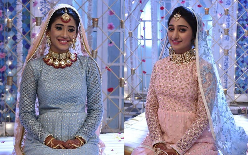 Yeh Rishta Kya Kehlata Hai: Naira And Keerti Flaunt Their Baby Bumps In Grand Godbharai