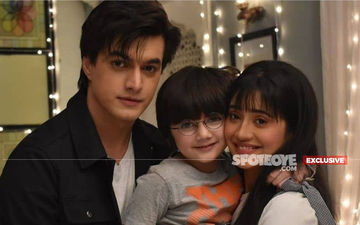 Yeh Rishta Kya Kehlata Hain Spoiler Alert: Naira Breaks Down As She Gives Kairav's Custody To Kartik- EXCLUSIVE
