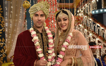 Yeh Rishtey Hain Pyaar Ke Jodi Ritvik Arora And Kaveri Priyam Get Candid About Their Marriage Sequence- EXCLUSIVE