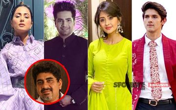 Yeh Rishta Kya Kehlata Hai Controversy: Not Just Hina Khan-Karan Mehra, But Even Kanchi Singh-Rohan Mehra Were NOT Invited- EXCLUSIVE