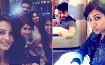 Divyanka Tripathi-Vivek Dahiya, Karan Patel- Ankita Bhargava PARTY With Ekta Kapoor In Fun Trip To Budapest