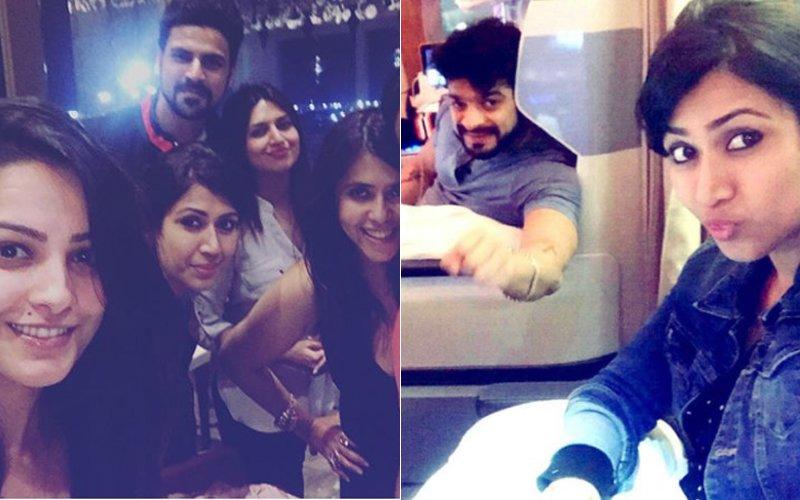 Divyanka Tripathi-Vivek Dahiya, Karan Patel- Ankita Bhargava PARTY With Ekta Kapoor In Fun Trip To Budapest
