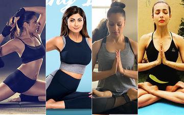 International Yoga Day: Parineeti Chopra, Shilpa Shetty, Bipasha Basu, Malaika Arora Teach Us The Importance Of Yoga