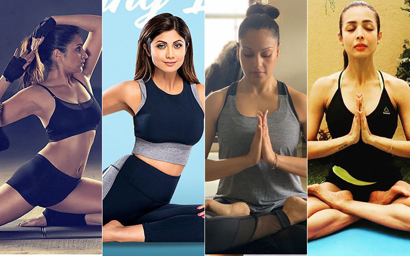 International Yoga Day: Parineeti Chopra, Shilpa Shetty, Bipasha Basu, Malaika Arora Teach Us The Importance Of Yoga