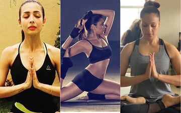 International Yoga Day 2019: बॉलीवुड सितारों ने योगा करते हुए शेयर की तस्वीरें, फैंस को दी प्रेरणा