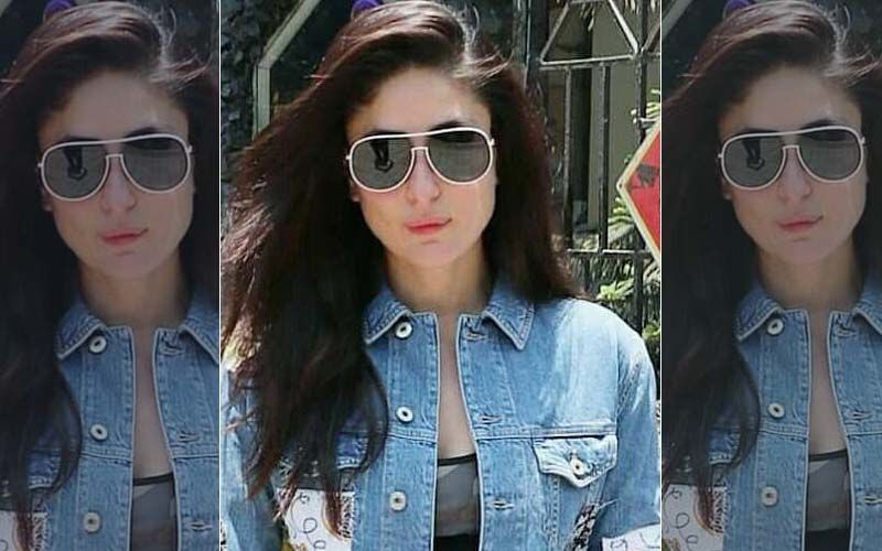 You Won't Believe How Much Kareena Kapoor Khan's Patchwork Denim Jacket Costs
