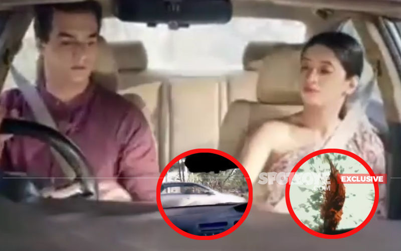 Yeh Rishta Kya Kehlata Hai Spoiler Alert: Shivangi Joshi- Mohsin Khan Almost Meet With An Accident And This Happens Next