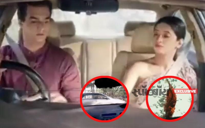 Yeh Rishta Kya Kehlata Hai Spoiler Alert: कार एक्सीडेंट से बाल-बाल बचे शिवांगी जोशी और मोहसिन खान लेकिन आगे होगा जो...