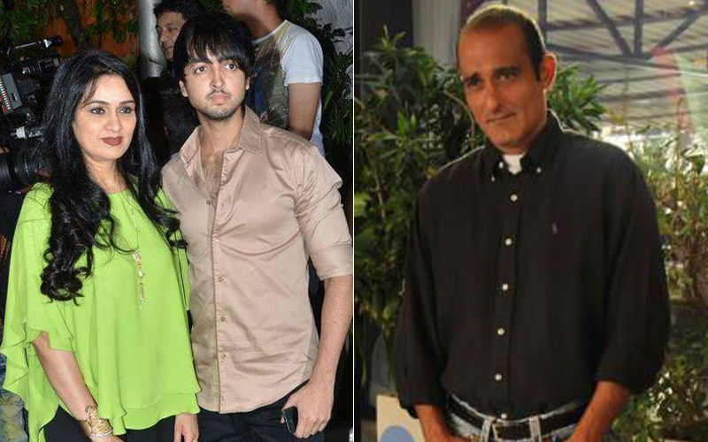 Padmini Kolhapure's Son Priyaank To Debut With Akshaye Khanna In Sab Kushal Mangal