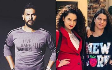 Yuvraj Singh Clarifies His Tweet Regarding Shahid Afridi's NGO; Kangana Ranaut's Sister Says 'Inko Ek Bus Mein Dalo Aur Border Pe Chhodo Please'