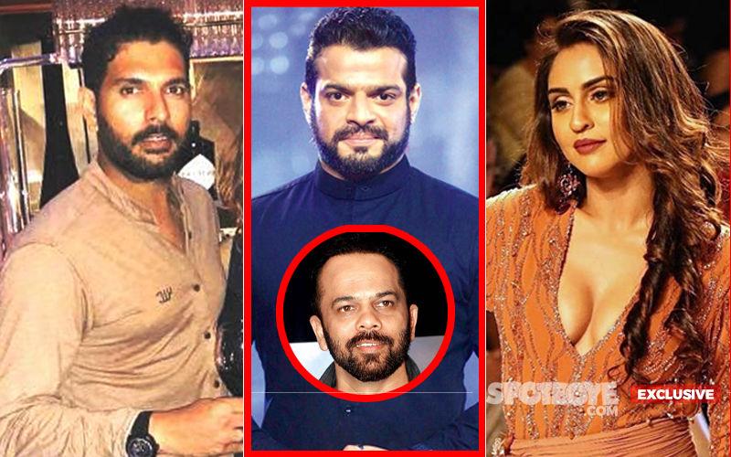 Khatron Ke Khiladi 10: Karan Patel Confirmed; Krystle D'Souza-Yuvraj Singh In Talks For Rohit Shetty's Show