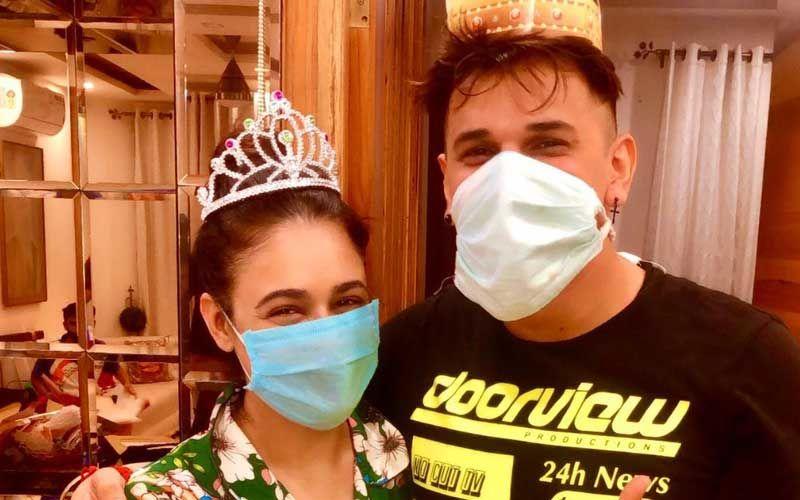 Prince Narula And Yuvika Chaudhary Had Contracted COVID-19 Before Being Diagnosed With Dengue; Confirms Yuvika