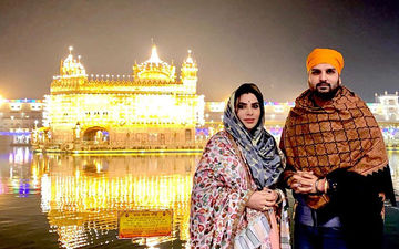 Yuvraj Hans Visit Golden Temple With His Wife, Shares Pics At Instagram