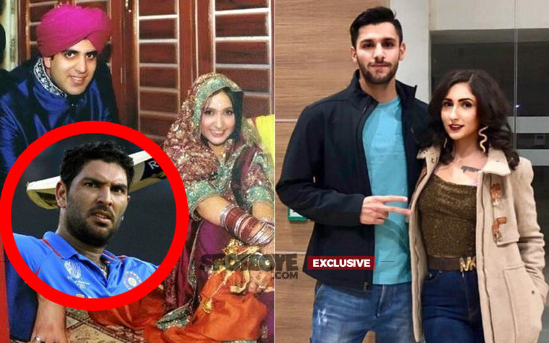 "Yuvraj Singh's Estranged Bhabhi Akanksha Sharma Declares, ""Relationship With Boyfriend Abhiraj Chadha Has Become Stronger"""
