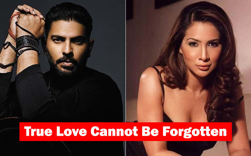 "Yuvraj Singh's Ex-Girlfriend Kim Sharma Writes A Sweet Message: ""May Your Next Phase With Hazel Be As Smashing"""