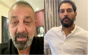 Sanjay Dutt Diagnosed With Lung Cancer: Cancer Survivor Yuvraj Singh Says, 'You Are, Have And Always Will Be A Fighter'