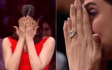 Deepika Padukone Moved To Tears On Seeing Contestants Dedicate A Dance Act To Her On A Reality Show-VIDEO