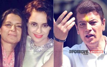 Kangana's Ex-Lover Aditya Pancholi Accuses Her Of Using Sister Rangoli's Twitter Account To Attack People
