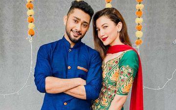 Bigg Boss 14: Amid Wedding Rumours Gauahar Khan's Boyfriend Zaid Darbar Welcomes His 'Beautiful' Lady Back From BB House