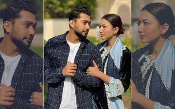 Gauahar Khan And Husband Zaid Darbar Ooze Major Relationship Goals In Their Latest Pics From Mini Honeymoon