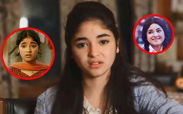 Zaira Wasim Quits Movies, Says Bollywood Interferes With Her Faith And Religion