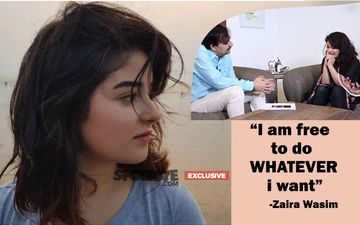 "Zaira Wasim INTERVIEW: ""I Never Wanted To Become An Actress; I'd Thank Or Blame Destiny"""