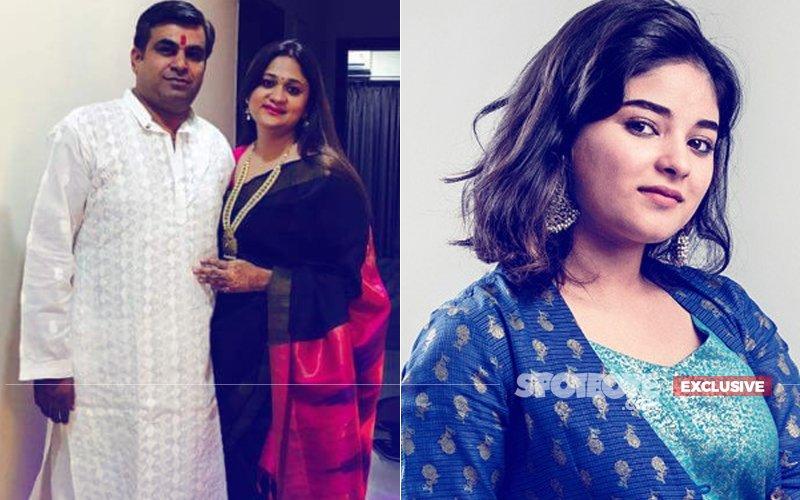 Zaira Wasim's Alleged Molester In Taloja Jail, Wife Met Him Twice