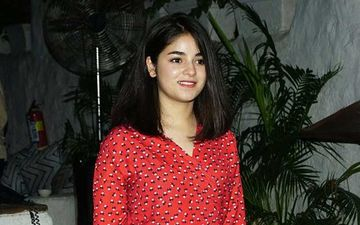 "Zaira Wasim Makes Her Insta Private But Advocates 'Optimism In Adversity'; Says, ""Don't Let Your Fire Go Out"""