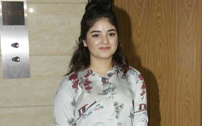 Article 370 To Be Revoked In Jammu And Kashmir: Zaira Wasim Shares Her Thoughts