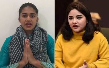 Babita Phogat Drags Dangal Girl Zaira Wasim In Communal Tweet Controversy; 'Main Zaira Nahi Jo Dhamkiyon Se Daroon'-VIDEO