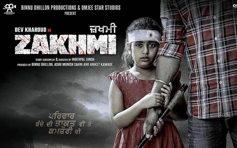 Zakhmi Trailer Starring Dev Kharoud, Anchal Singh Released