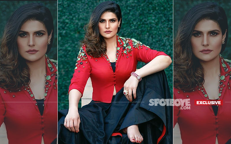 Zareen Khan Files FIR Against Her Manager For Character Assassination