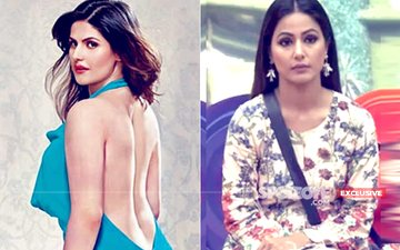 Hina Khan Is FAKE: Zareen Khan BLASTS Bigg Boss 11 Contestant For Her BULGING Comment